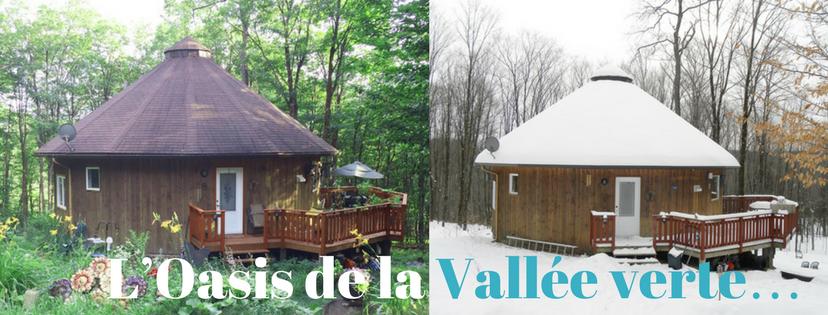 L'Oasis de la Vallée verte… (1)