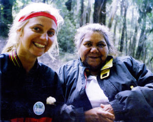South Coast, Australia - SACRED RUN 1995 - Aotearoa