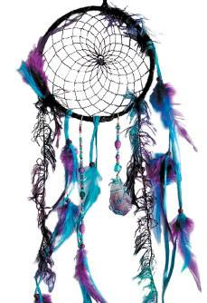 magical-dream-catcher-purple-with-amethyst-blue-6inch